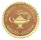 Emblem Sample Academic Achievement