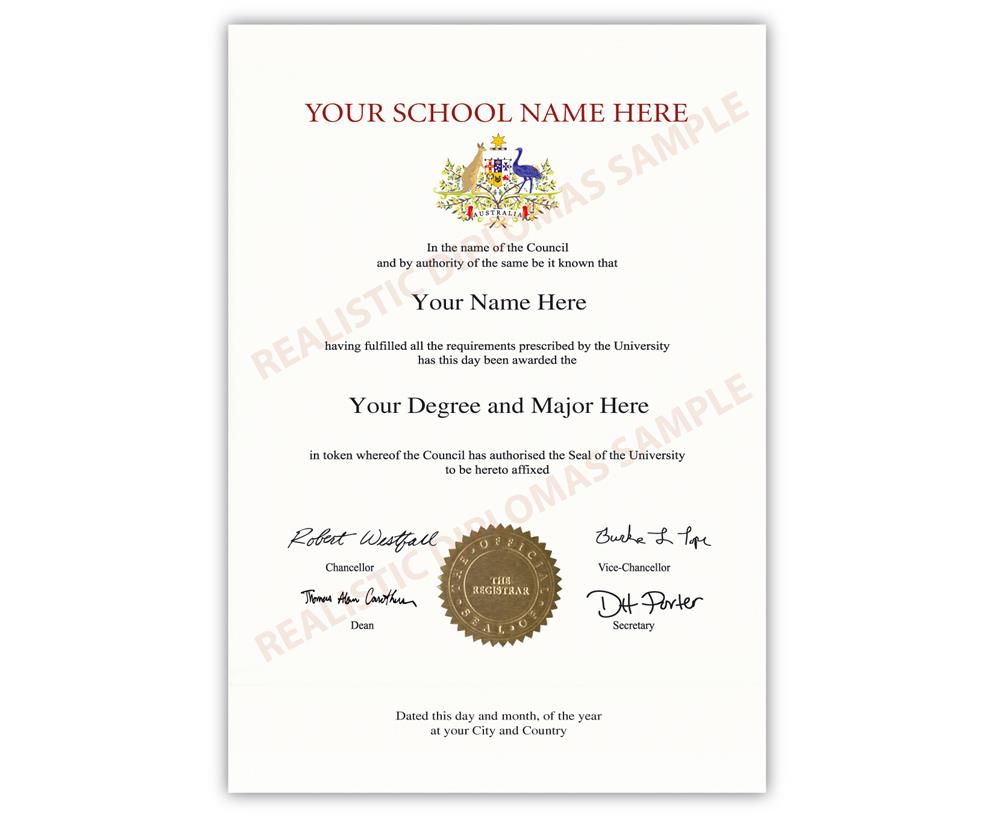fake college university diploma design australia 1 fake college and university
