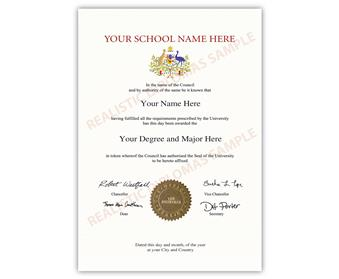 Fake College & University Diploma Design: Australia 1 FAKE-COLLEGE-AND-UNIVERSITY-DIPLOMA-DESIGN-AUSTRAL