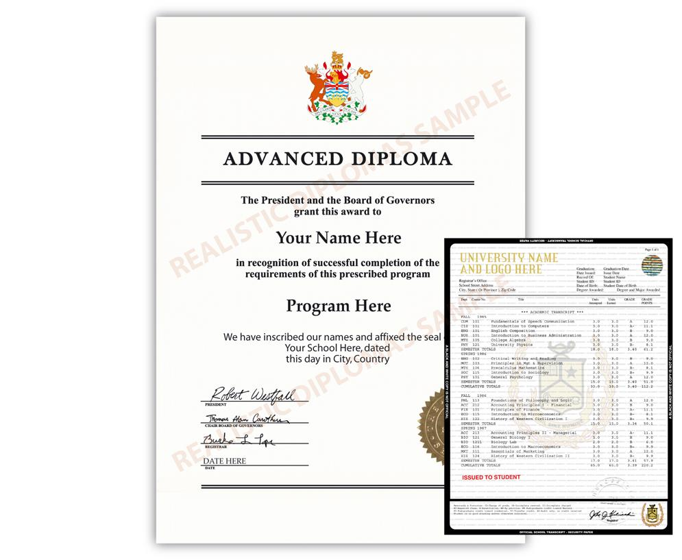 Fake College & University Diploma and Transcript: Canada Design 2 FAKE-COLLEGE-UNIVERSITY-DIPLOMA-TRANSCRIPT-CAN2