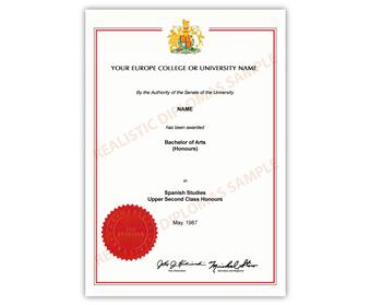 Fake College & University Diploma Design: Europe 1 FAKE-COLLEGE-AND-UNIVERSITY-DIPLOMA-DESIGN-EUR1