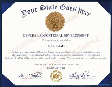 Buy Fake GED Diplomas