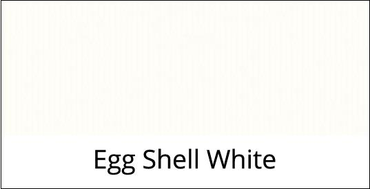 Egg Shell White