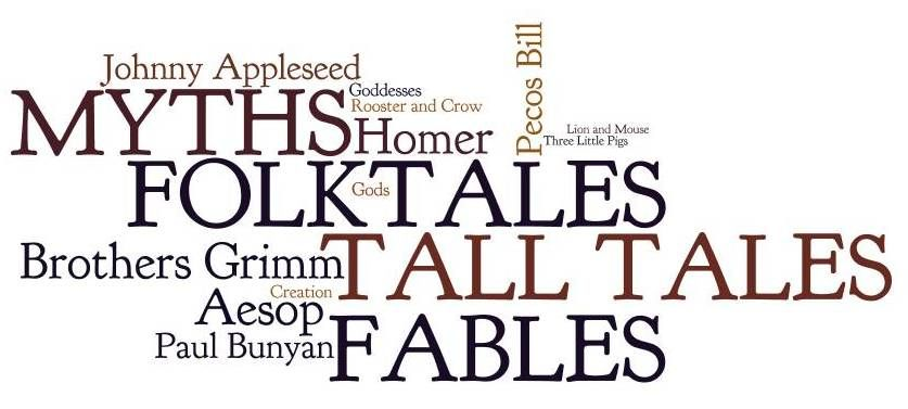 A Collection of Myths and Fables