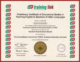 FAKE-CERTIFICATE-TESOL-HOME - Fake Certificate TESOL Training Link