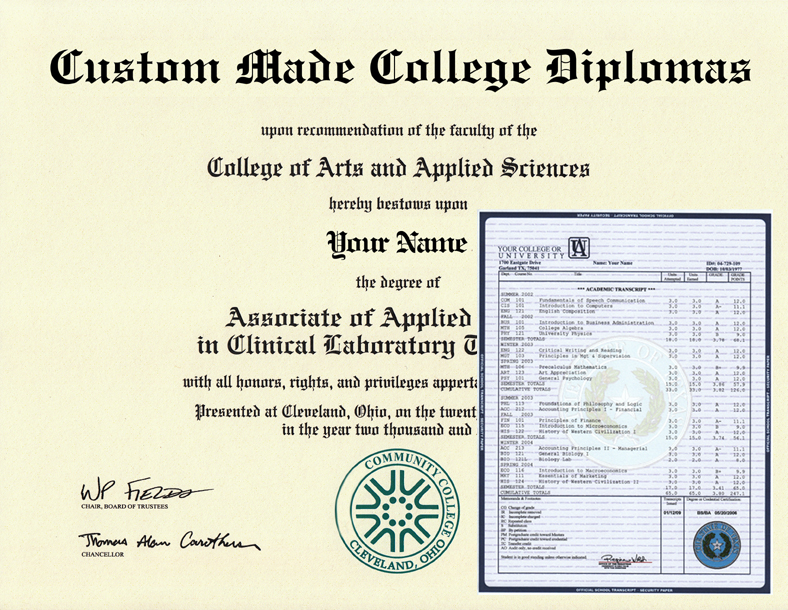 Print your own fake diploma from our diploma template realistic print your own diploma or transcripts pdf downloadable product maxwellsz