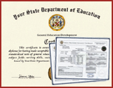 FAKE-GED-DIPLOMA-AND-TRANSCRIPTS-HOME - Fake GED Diploma and Transcripts (Score Sheets)